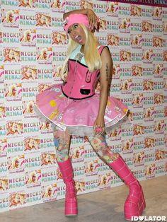 Nicki In London pt. 2