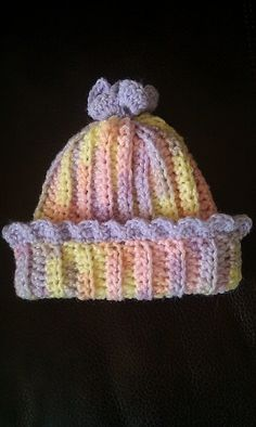 Janet Marie's Crochet and Knit Projects and Free Patterns: Crochet Baby Girl Set (for niece Bonnie's Baby Girl) - Blanket, Booties, Mittens and Cap-Hat
