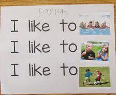Kindergarten: Holding Hands and Sticking Together: Five for Friday September 18