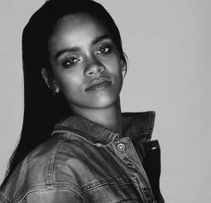 """That's the face I make when people ask me """" How are you?""""  #Rihanna FourFiveSeconds official video #gif"""