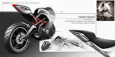 3 month personal project for Indian market for a sports bike based on Benelli TNT 300 engine chassis frame