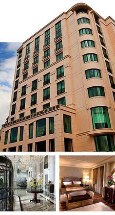 Istanbul Beyoğlu'nda bulunan turistler için seçilebilecek en güzel taksim otelleri arasında yer alan Rixos Pera İstanbul oteli
