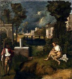 The Tempest - Giorgione