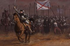 Military Tactics, Military Art, Military History, European History, Ancient History, Art History, Renaissance, Christian Soldiers, Thirty Years' War