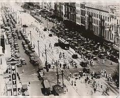 Another picture showing how lively the city of New Orleans would be in the day.