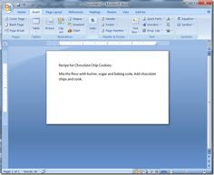 How to Make Index Cards in Microsoft Word 2016 Crafty Clever