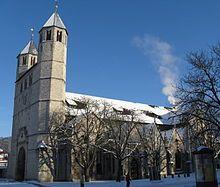 Stift Gandersheim – Wikipedia