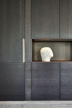 II. Drongen — Projecten — De Puydt Haarden — Interiors around fire.