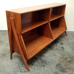 Alexander Girard, Charlotte Perriand, George Nelson, Herman Miller, Bookshelves, Bookcase, Atelier Design, Art Nouveau, Charles Ray Eames