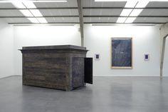 Jan Fabre, 30 Years-7 Rooms. Exhibition view, Room II – The Hour Blue © Deweer Gallery, Otegem Belgium, 2015.