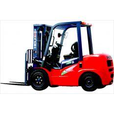 Wózek widłowy spalinowy serii G 1,5-3,5t - HELI Polska