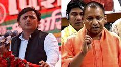 UP: Akhilesh Yadav questions Yogi Adityanath's absence at Lucknow eidgah
