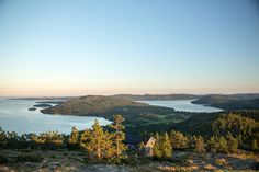 This is Sweden – the High Coast.