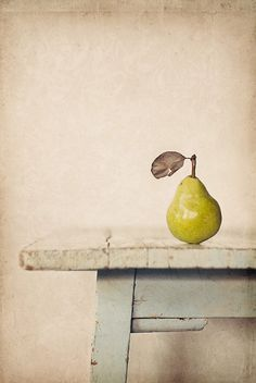 Pears Still Life Photography by Amy Weiss