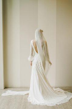 Boüret Mariée - Vestido de novia - Boüret Atelier