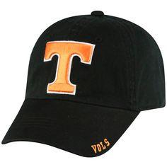 NCAA Tennessee Volunteers Captain Adjustable Atc Baseball Hat, Men's