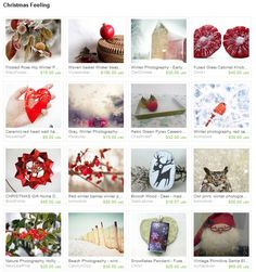my ceramic wall hanging was featured in this Etsy treasury by MaijaFeja.. 09.11.2013.