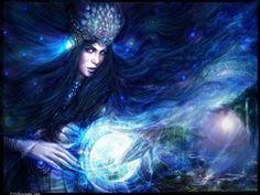 Fantasy Illustrations by Alena Klementeva