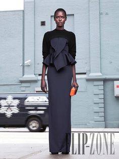 Givenchy by Riccardo Tisci Resort 2012 - Ready-to-Wear - http://www.flip-zone.com/givenchy-by-riccardo-tisci-2258
