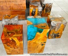wood in resin - Google zoeken