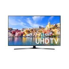 50 Inch - 50KU7000 - 4K UHD TV - Black