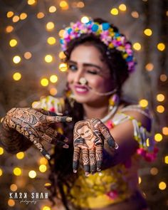 The official pictures of mehendi function are out and we can't take our eyes off that personalised mehendi design!… The official pictures of mehendi function are out and we can't take our eyes off that personalised mehendi design! Mehendi Photography, Indian Wedding Couple Photography, Indian Wedding Photos, Bride Photography, Indian Weddings, Photography Ideas, Indian Photography, Wedding Pictures, Bridal Poses