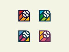 Baseball Badges by Jeroen van Eerden #Design Popular #Dribbble #shots