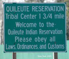 Quileute Indian Reservation- LaPush, Washington