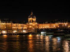 Paris - L'institut de France