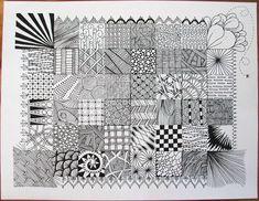 lots of fun zentangle stuff