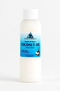 Introducing Coconut Oil 92 Degree Organic Carrier 100 Pure Cold Pressed 2 oz. Great product and follow us for more updates!