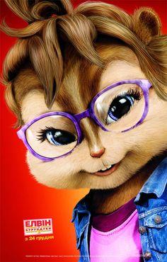 Jeanette: Alvin and the Chipmunks - Alvin y las Ardillas