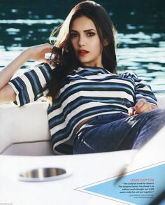 Nina Dobrev - Actress, The Vampire Diaries
