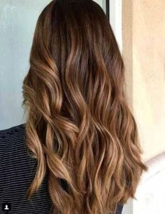 41 Balayage Hair Ideas in Brown to Caramel Shades - The Goddess - - Balayage Hair Color Trends For Everyone From Brunettes To Perfect Blonde. Ombre Highlights For Brown Hair And Caramel Balayage Color For Lighter Hair. Brown Ombre Hair, Brown Hair Balayage, Brown Blonde Hair, Ombre Hair Color, Hair Color Balayage, Blonde Color, Cool Hair Color, Brown Hair Colors, Colorful Hair