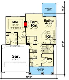 Traditional House Plan with Optional 4th Bedroom and Flex Room - 42383DB   1st Floor Master Suite, Bonus Room, Butler Walk-in Pantry, Den-Office-Library-Study, Jack & Jill Bath, Photo Gallery, Traditional   Architectural Designs