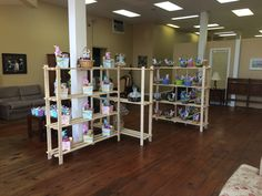 More shelves, more baskets! Store Fronts, Shelving, Baskets, This Is Us, Building, Home Decor, Homemade Home Decor, Shelves, Buildings
