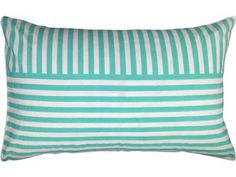 Suits you Sir Stripes pillow case set (2) in mint