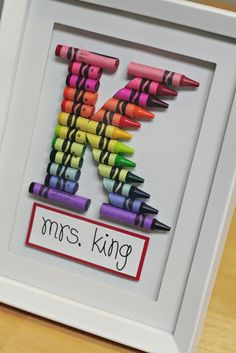 Cute for a kids bedroom- for baby #2's name?