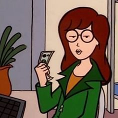 Post with 21 votes and 998 views. Tagged with daria; Cartoon Icons, A Cartoon, Cartoon Characters, Daria Mtv, Daria Morgendorffer, 90s Cartoons, Wolf Girl, Vintage Cartoon, Cute Images