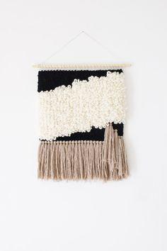 Tejido del colgante de pared Tejido de tapicería de pared
