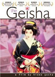 Yokiro aka The Geisha