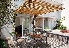 Diseño y Decoración de Áreas Externas para Relajarse ~ Diseño y Decoración del Hogar Design and Decoration