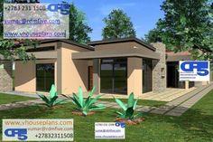 RDM5 House Plan No W1951 Morden House, Wooden House Design, Wooden Pallet Furniture, Site Plans, House Paint Exterior, Garage Plans, Flat Roof, House Floor Plans, House Painting
