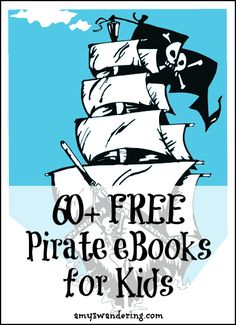 Read Pirate themed eBooks for FREE through the Open Library - great for Talk Like a Pirate Day!