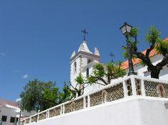 Kirche in Alte - Algarve - portu.ch