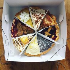 HAPPY PI DAY. And pie day! Go get yourself a nice big slice of pie from our favorite Copenhagen pie spot: @americanpiecompany. Comment with your favorite pie flavor OR your favorite Pi iteration (ours is 3.141592653). 📷 & 🍰 by @americanpiecompany . . . . #pi #pie #piday #pieday #americanpiecompany #copenhagen #visitcopenhagen #denmark #americanasapplepie #pieinthesky  #Regram via @BvEbnZUgsuF