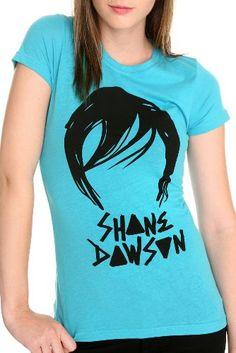 Shane Dawson Turquoise Girls T-Shirt (189691) <3