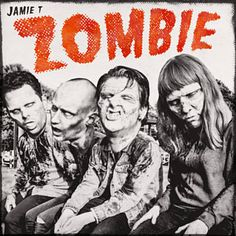 single cover art jamie t ¦ zombie Road Trip Music, Vinyl Collection, Triple J, Fall From Grace, Band Pictures, Indie Pop, Band Posters, Music Posters, Music