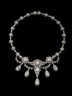 Image detail for -Labels: celebrity , Diamond Necklace , Necklace Jewellery