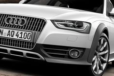 10 Beauty Audi A4 Allroad Quattro Front Wallpaper